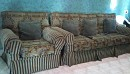 Sell- Sofa sets (3 seater, 2 seater and 2 single seater ) 3 seater is sofa cum bed