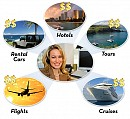 Flights, hotels,rail, bus,Car Travel agencies Pune