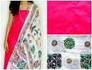 Designer Dress Material Kutch embroidery Collection  contact for wholesale!