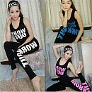 Gym set and Yoga Pants for Women