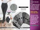 Buy Online striped trousers for women