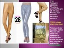 Ladies shimmer legging Wholesaler in India