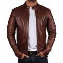 mens leather jaket wolesaler in pune