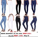 Denim Jeggins Available L XL XXL XXXL