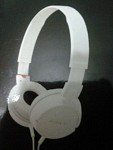 Original Sony headphone MDR-ZX