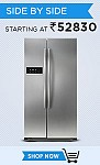 LG GC-L207GSYV 567 Ltr Side By Side Refrigerator Noble Steel