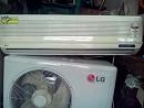 LG split aircondition