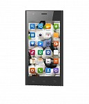 Dual-SIM Mobile Phone Black Digimac Vivo