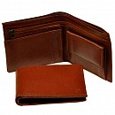 Export Quality Men Brown Leather Wallet Leather Wallet money bag