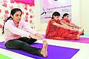 Yoga classes for females@affordable rates by a certified female trainer,Pimple Gurav,Pune