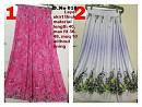 Cotton Crush Crinkled Long Skirts