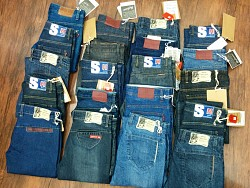 Branded Jeans Wholesale Suppliers And Exporters - Jeans - Men ...