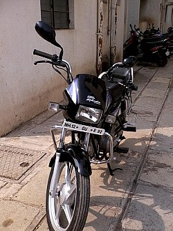 Hero Honda Splendor Pro For Sale - Second Hand Two Wheelers - Second