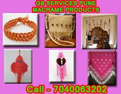 Macrame Product Manufacturer And Supplier In Pcmc