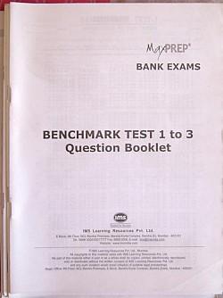 Bank Exams Study Material Of Ims Coaching Group With Pratiyogita Darpan & Upkar Book