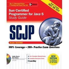 Scjp Sun Certified Programmer For Java 6 Study Exam (with Cd-rom) 1st Edition