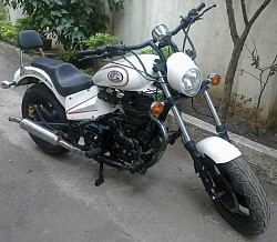 Royal Enfield Bullet Modified Chopper For Sale Pune - Second