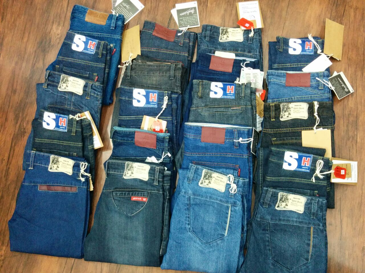 Branded jeans wholesale suppliers and exporters