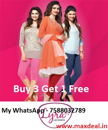 Lux lyra leggings buy 3get 1free