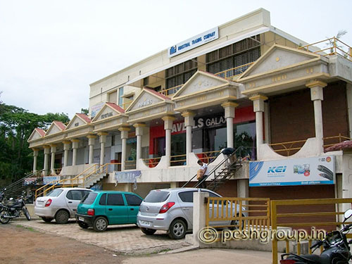Industrial galas shops on sale at Bhosari